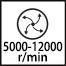 100500-008 Round Sander