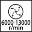 100500-002 Round Sander